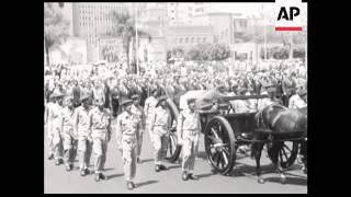 Download Video CAN565 STATE FUNERAL FOR ARMY CHIEF EL MASRY MP3 3GP MP4