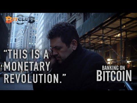 Banca del Bitcoin - Documental acerca de la historia de Bitcoin y hacia donde nos lleva