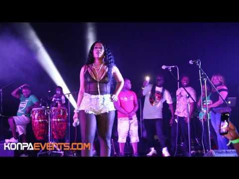 Trina Live Perf @ PBHA Festival  7 1 17