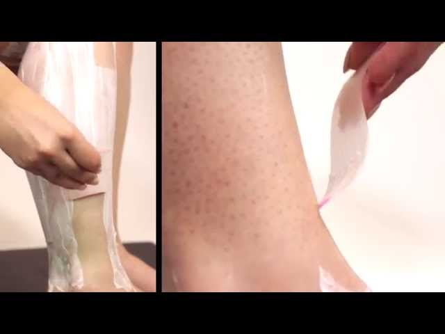 How To Use Veet Natural Inspirations Hair Removal Cream