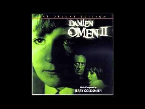 Damien Omen II OST ( Jerry Goldsmith ) - Fallen Temple