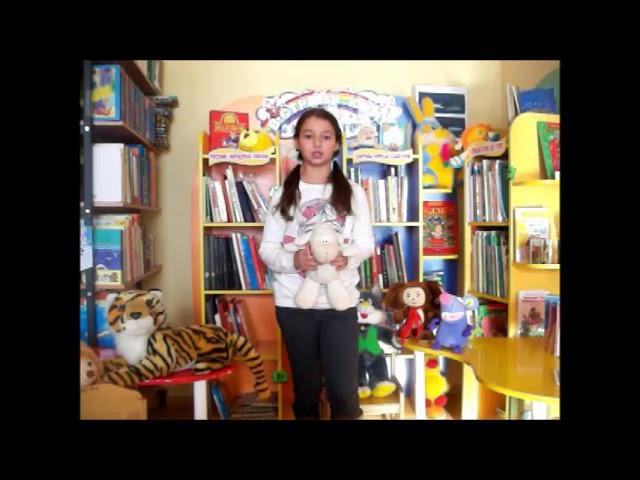 Изображение предпросмотра прочтения – МарияКиселева читает авторское произведение «Я хочу сделать мир добрее»