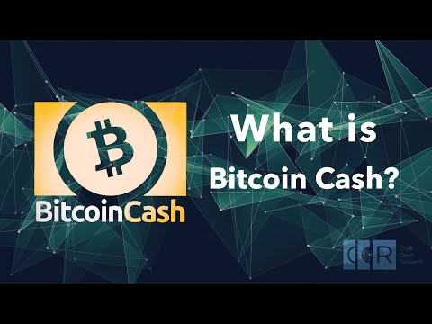 What Is Bitcoin Cash? | CORindex