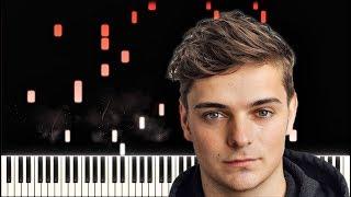 Martin Garrix feat. Bonn - Home | Piano Cover | Instrumental Karaoke
