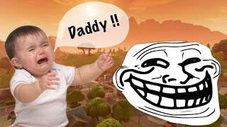 KIDS CALL ME DADDY On Fortnite!! (Fortnite Battle Royale)