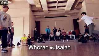 Whorah vs Isaiah | Battle of the Event | Breakoff 6