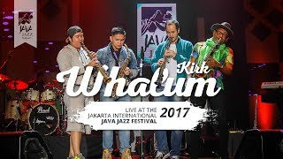 Kirk Whalum Groverworked Underpaid Live At Java Jazz Festival 2017