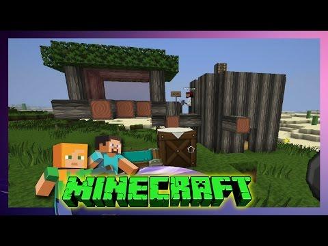 Minecraft [ & Friends] #16 -Bonsei-Baumhaus ala Aprisus ♥ Let's Play Minecraft [deutsch]