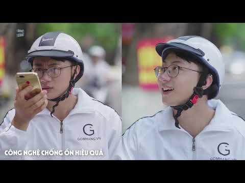 Tai nghe Bluetooth K21 – Dành cho tài xế công nghệ – Gomhang.vn