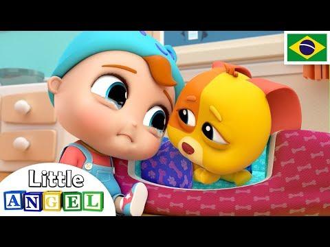 O Dodói do Bingo! 🤒 | 🐶 Canal do Joãozinho - Little Angel Português