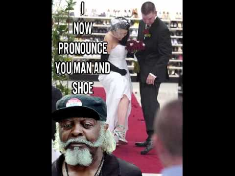 Jimmy McMillan on Shoe Marriage