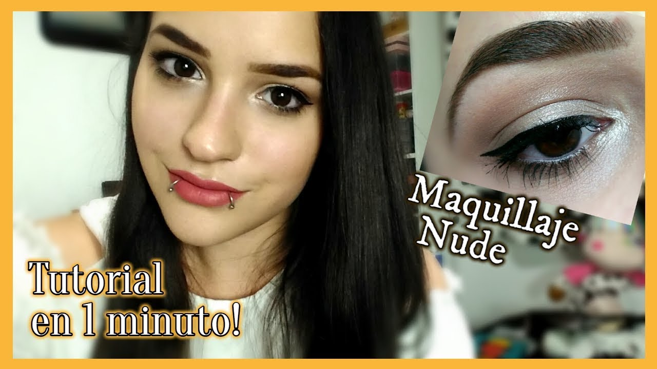 Maquillaje nude, la tendencia más natural para la Primavera