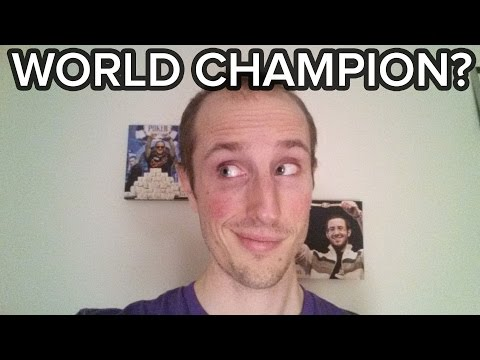 Become A World Champion With Self Discipline + Total Immersion Training