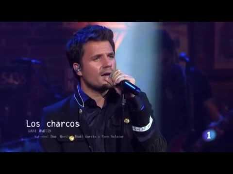 Dani Martín - Los Charcos (en directo)