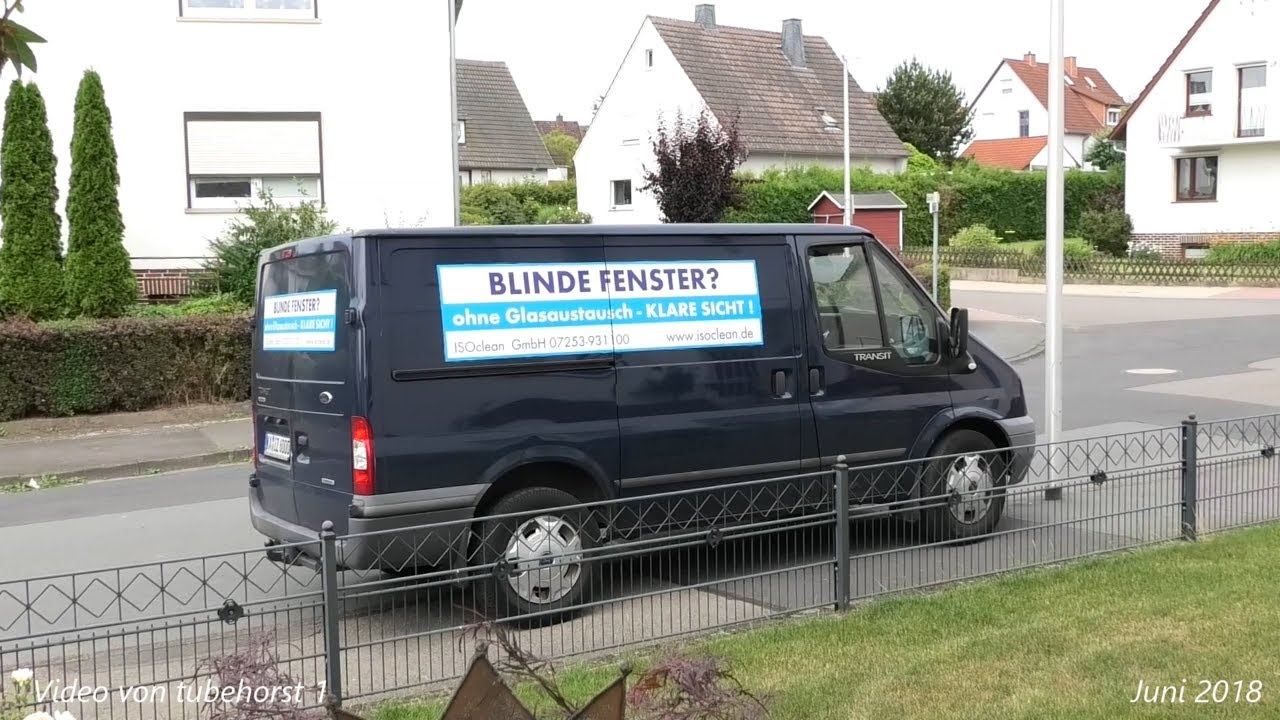Gut gemocht Blinde Fenster, was Nun ??? , von tubehorst1 - YouTube DB81