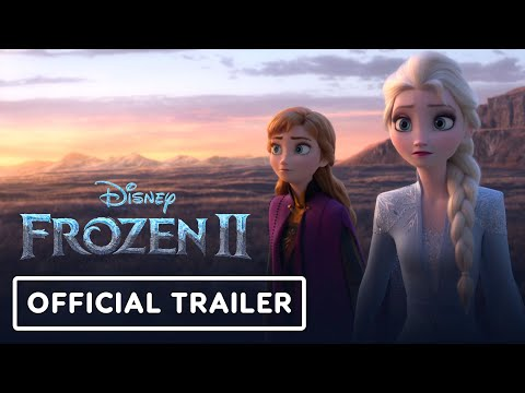 Chris Davis - Frozen 2 - Official Disney Trailer