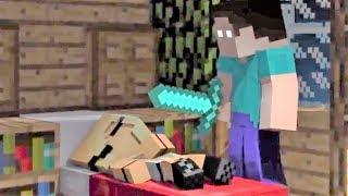 NEW Minecraft Song Psycho Girl 8 - Psycho Girl Minecraft