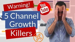 """Don't Advertise Your YouTube Channel Until You Watch This (5 """"Growth Hacks"""" To Avoid)"""