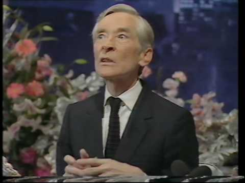 Kenneth Williams on Joan Rivers' show - UK - '86 - HQ