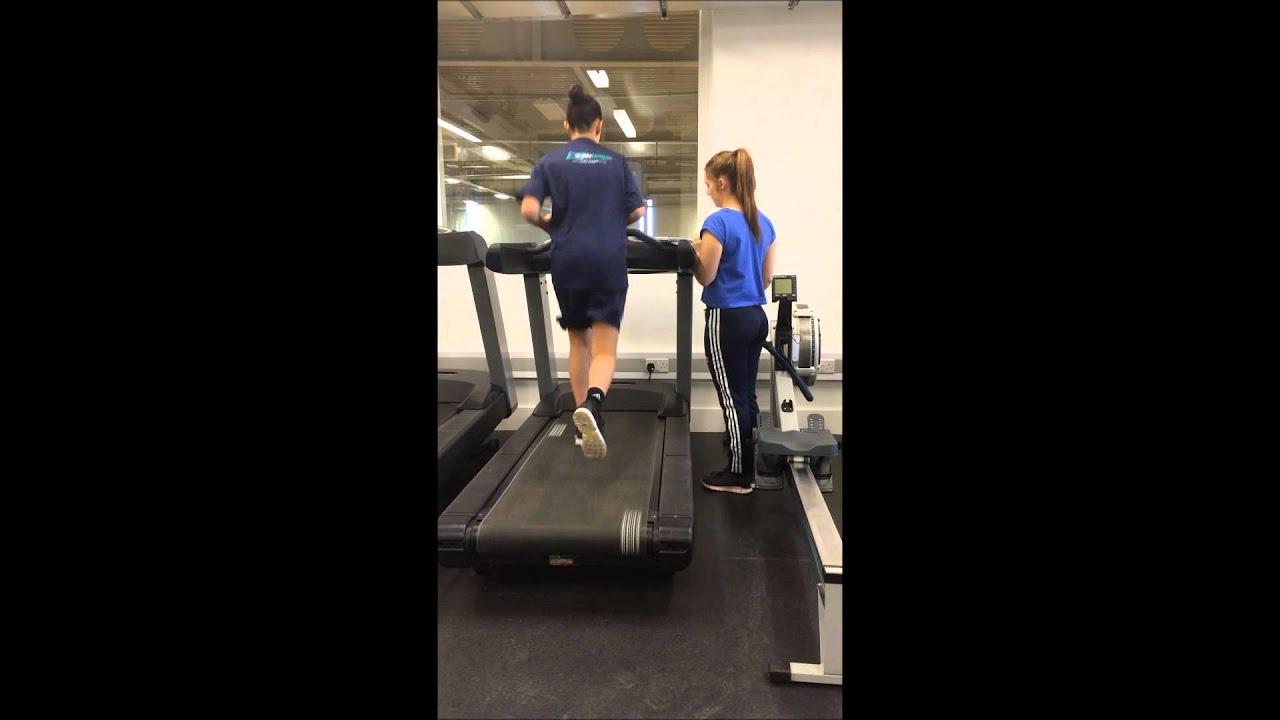 Aerobic Endurance Testing -