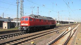 Trains at Bremen Hbf (Germany) 18 april 2019 part 1