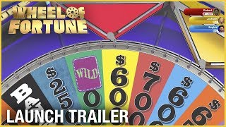 Wheel Of Fortune Now Available On Ps4 And Xbox One Launch Trailer Ubisoft Na Youtube
