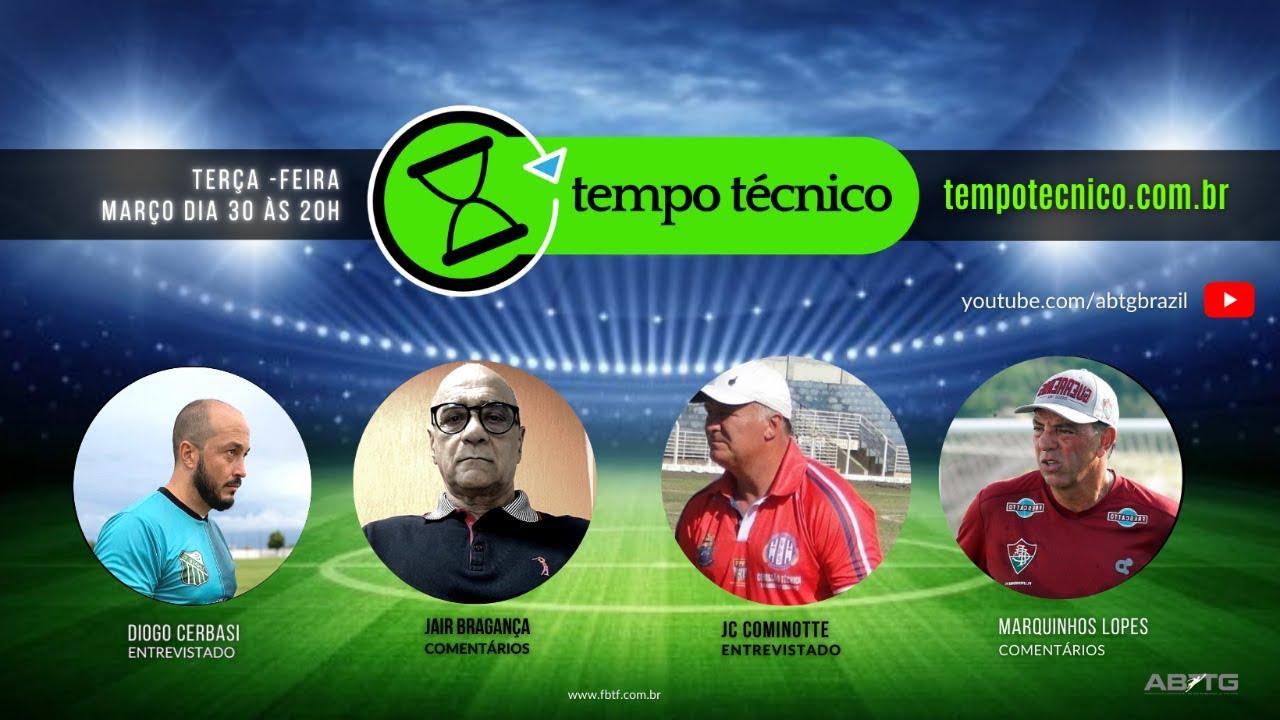 Diogo Cerbasi & JC Cominotte no TEMPO TÉCNICO