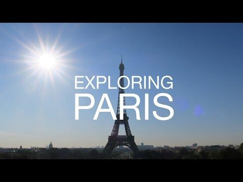 Exploring Paris, France