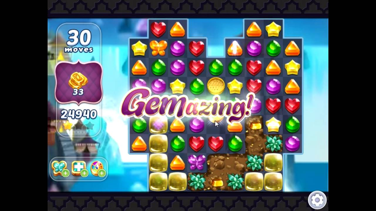 Genies & Gems level 150 NO BOOSTERS