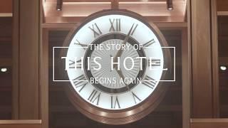 Fairmont Royal York - Grand Transformation Time-Lapse