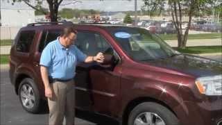 Used 2013 Honda Pilot Touring 4WD for sale at Honda Cars of Bellevue...an Omaha Honda Dealer!
