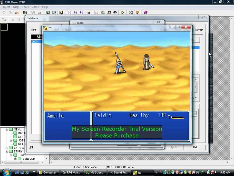 [RPG MAKER 2k3] Animated Enemy Tutorial