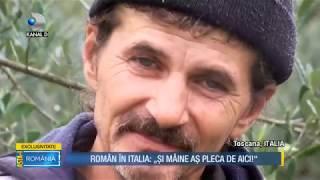 Asta-i Romania (16.12.2018) - Roman in Italia &quotSi maine as pleca de aici!&quot Partea ...