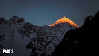 Patalsu Peak Trek in Manali  |  Part 2  |  The First Fire on Mt Hanuman Tibba