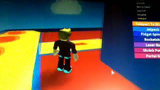 Escape from the Chocolate (ROBLOX)
