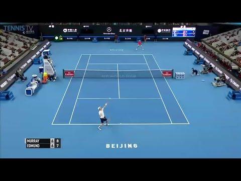 China Open 2016 quarter-final: Murray v Edmund