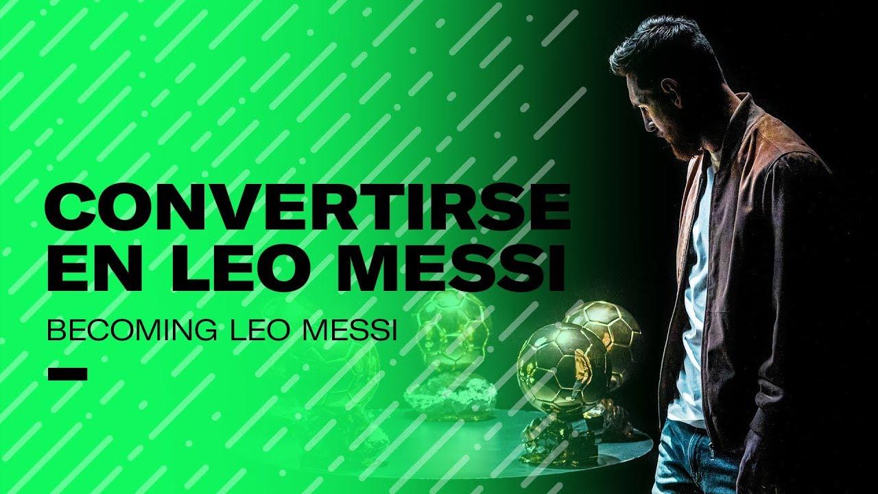 Becoming Leo Messi | Live NOW on OTRO