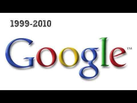 Google - Logo History (90 Seconds)