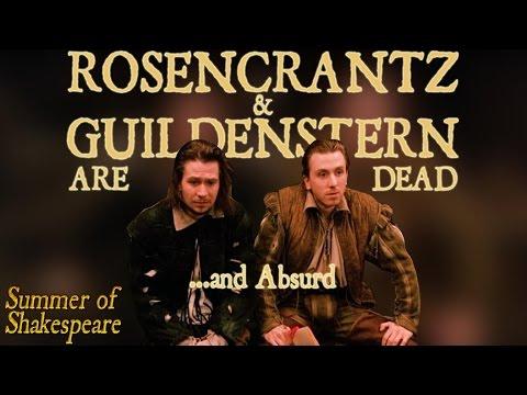 Rosencrantz and Guildenstern are Dead, and Absurd - Summer of Shakespeare Fan Pick #3