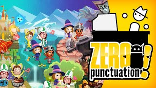 Miitopia (Zero Punctuation) (Video Game Video Review)