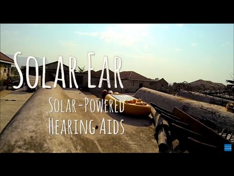 Solar Ear - Zimbabwe - A Rechargeable Hearing Aid | UNICEF