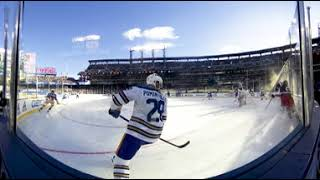 2018 NHL Winter Classic highlights in 360 Virtual Reality