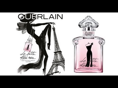 guerlain la petite robe noire couture youtube. Black Bedroom Furniture Sets. Home Design Ideas