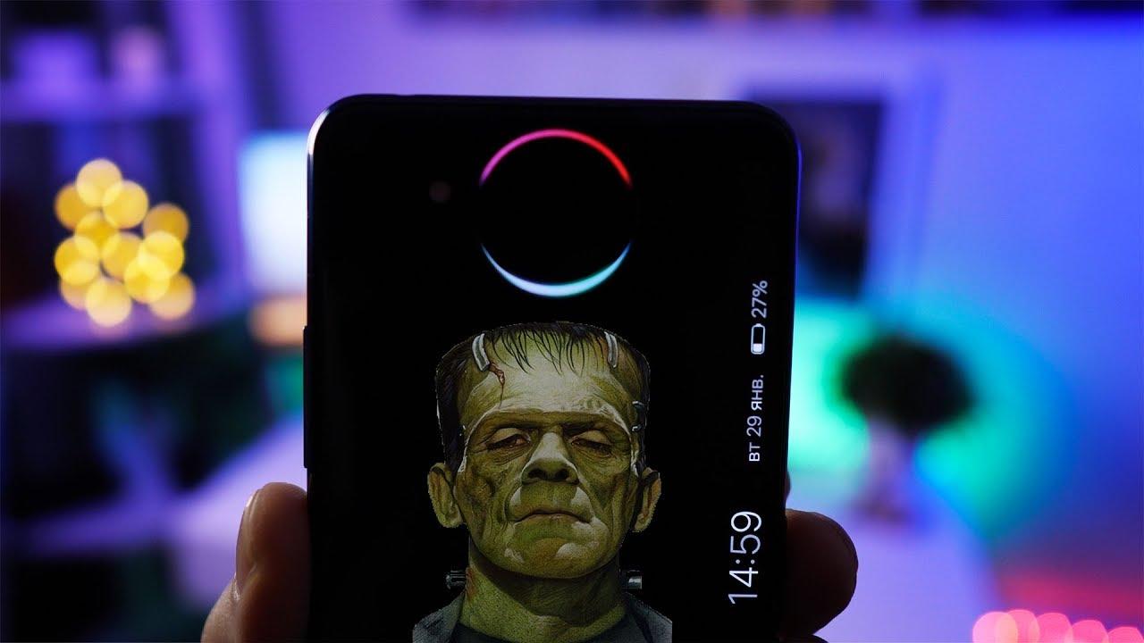 Samsung и Apple выкуси! Франкенштейн Vivo Nex Dual Screen