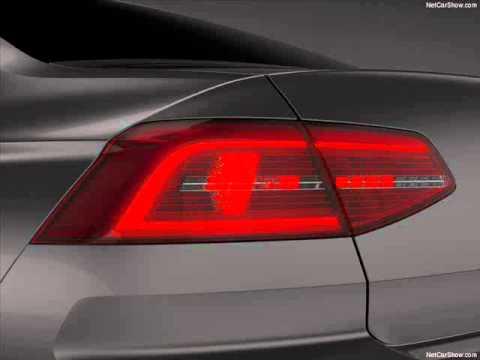 All New 2015 Volkswagen Passat Sedan Amp Variant Exterior
