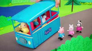 Peppa Pig's School Playset - Class is back in session with the Peppa Pig's School Playset!