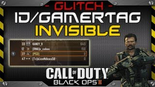 ★Glitch BO2 ★Avoir son ID PS3/Gamertag Xbox INVISIBLE ★BLACK OPS 2 ★