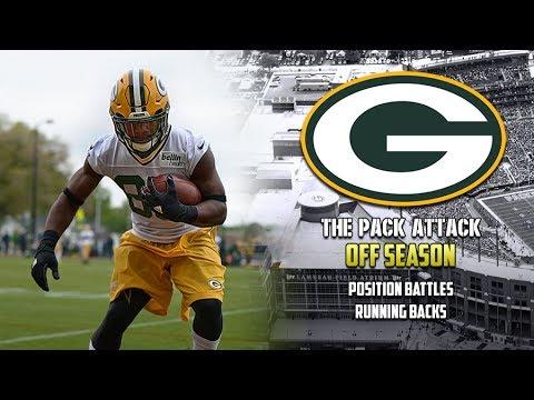 Green Bay Packers   Off Season   Position Battles - Running Backs