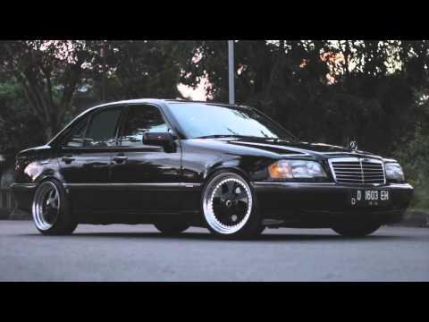 Slammed Mercedes Benz W202 Doovi