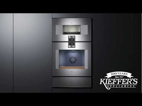Gaggenau Appliances in the Kitchen